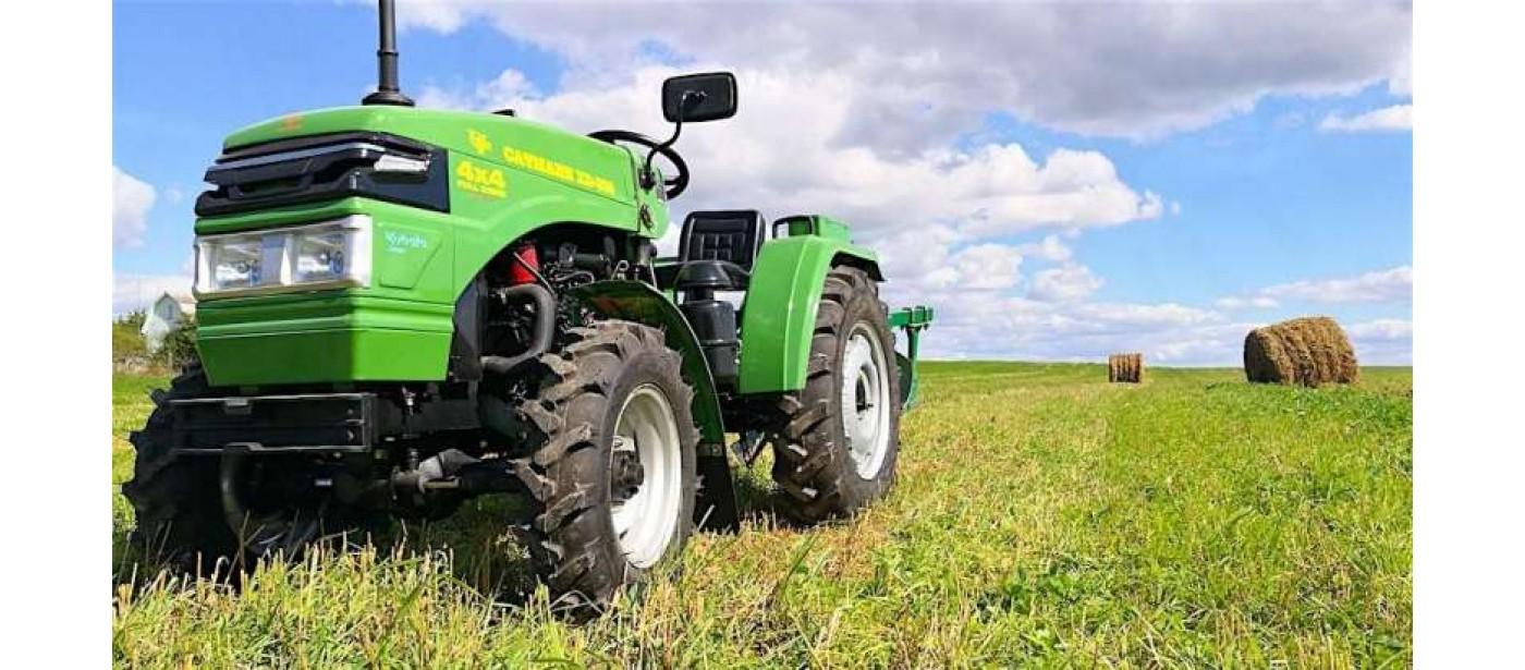 Тракторы Скаут