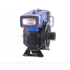 Двигатель ZH1105N - (18 л.с.)  с электростартером