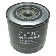 Фильтр масляный JX1008A, D-23mm Jinma 354, Булат 244/354