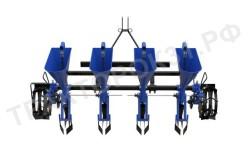 Чеснокосажалка прицепная СЧТ-4 к трактору (ЧС8)