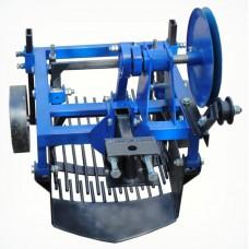 Картофелекопатель вибрационный для мотоблока и минитрактора Скаут КК13